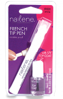 Nailene French Tippen White 61031