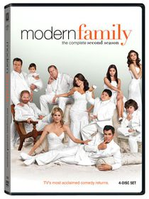 Modern Family Season 2 (DVD)