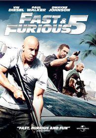 Fast & Furious Part 5 (2011)(DVD)