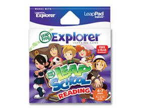 LeapFrog - Explorer Game - Leap School Reading