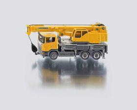 Siku - Scale 1/87 Telescopic Crane Truck