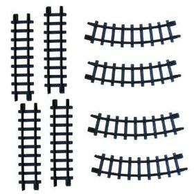 Golden Bright - Extra Train Track Set