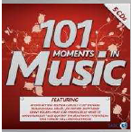 101 Moments In Music - Various Artists (CD)