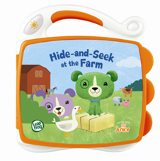 Leapfrog - My First Hide & Seek Book