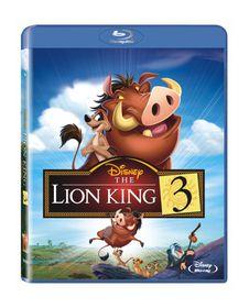 Lion King 3 (Blu-ray)