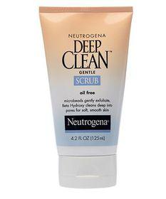 Neutrogena Deep Clean Scrub