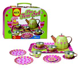Alex Toys - Tin Tea Set