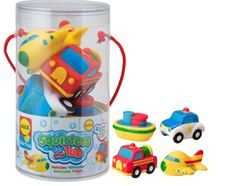 Alex Toys - Bath Squirters - Transportation