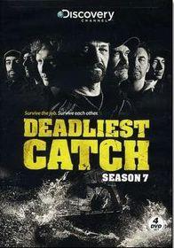 Deadliest Catch:Season 7 - (Region 1 Import DVD)