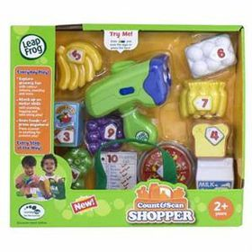LeapFrog - Scan & Count Shopper