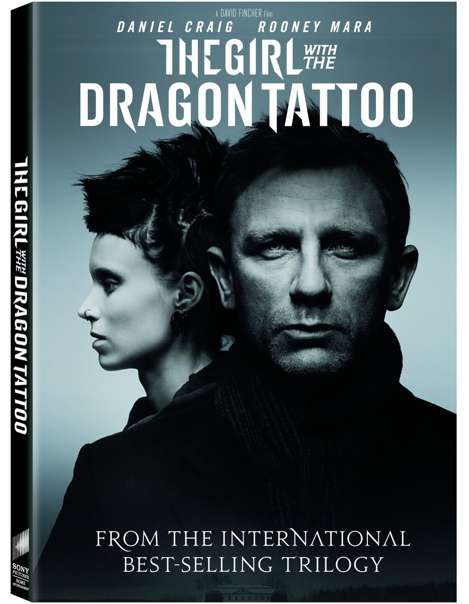 The girl with the dragon tattoo dvd buy online in for The girl with the dragon tattoo movie free online