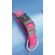 Rogz Large Alpinist K2 Dog Collar - 20mm Pink