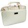 """Krusell Avenyn Laptop Bag Fits 13"""" – 14"""" Laptops - White"""