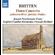 Macgregor/eco/bedford - Britten: Piano Concerto (CD)