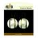 Alva - Universal Knob Set - Chrome