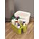 Joseph Joseph Clean & Store Cleaning Bucket  - White & Green