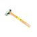Lasher Tools - Ball Pein Wood Shaft Hammer - 700G