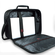 "PORT Tokyo III 15.4"" Laptop Bag with Projector / Printer Carry Bag - Black"