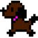 Pixel Art - Puppy Dog