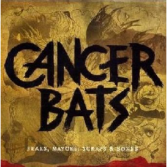 Cancer Bats Bears, Mayors - Scraps & Bones (CD)
