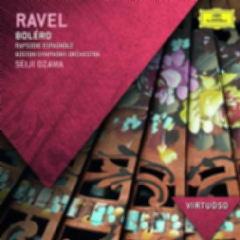 Virtuoso:Ravel Bolero/Rapsodie Espagn - (Import CD)