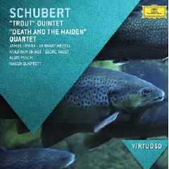 schubert - Trout Quintet / Death And The Maiden (CD)