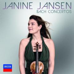 Jansen, Janine - Violin Concertos (CD)