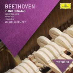 Kempff, Wilhelm - Piano Sonatas - 'Waldstein' / Les Adieux (CD)
