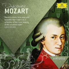 Discover Mozart - Various Artists (CD)
