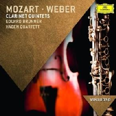 Virtuoso:Mozart & Weber Clarinet Quin - (Import CD)