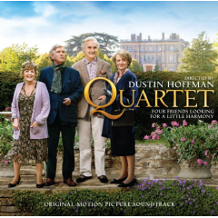 Original Soundtrack - Quartet (CD)