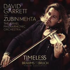 David Garrett - Garrett Plays Brahms & Bruch (CD)