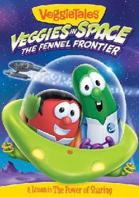 Veggie Tales:Veggies in Space Fennel - (Region 1 Import DVD)