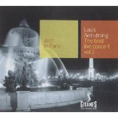 Louis Armstrong - Best Live Concert - Vol.1 (CD)