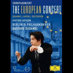 European Concert:Brahms/Haydn/Beethov - (Region 1 Import DVD)