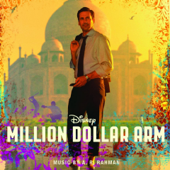 Million Dollar Arm (Osc) - (Import CD)