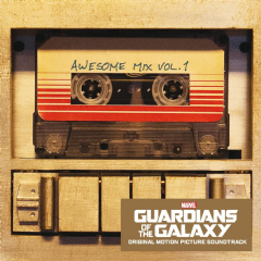 Guardians Of The Galaxy - Ost - Guardians Of The Galaxy - Awesome Mix (CD)