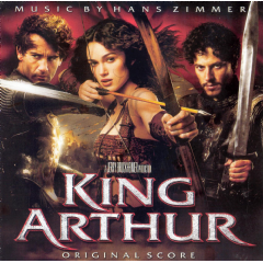 Soundtrack - King Arthur (CD)