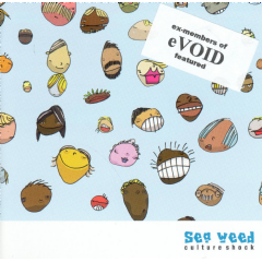 Sea Weed - Culture Shock (CD)