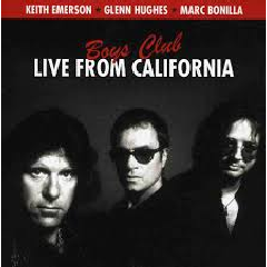 Boys Club - Boys Club - Live From California (CD)