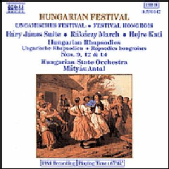 Hungarian Festival - Various Artists (CD)