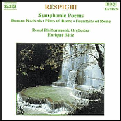 Royal Philharmonic Orchestra - Pines Of Rome / Fountains Of Rome / Roman Festivals (CD)