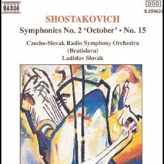 Czech-Slovak Radio Symphony Orchestra - Symphonies Nos. 2 & 15 (CD)