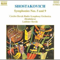 Czech-Slovak Radio Symphony Orchestra - Symphonies Nos. 6 & 12 (CD)