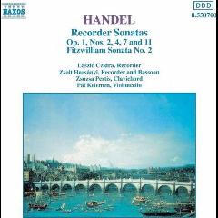 Laszlo Czidra - Recorder Sonatas (CD)