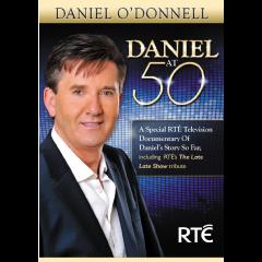 Daniel O'donnell - Daniel At 50 (DVD)