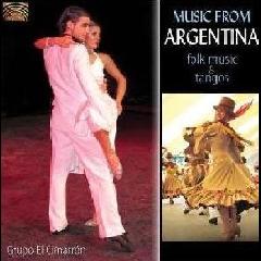 Folk Music & Tangos - Various Artists (CD)
