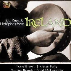 Jigs, Reels & Hornpipes From Ireland - Various Artists (CD)