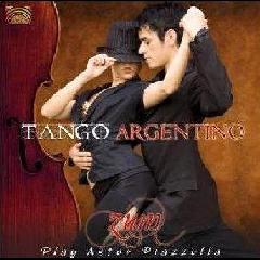 Zum - Tango Argentina - Zum Play Astor Piazoll (CD)
