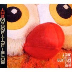 Magnetic Fields - Love At The Bottom Of The Sea (CD)